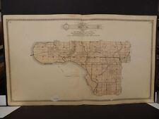 Missouri Holt County Map Minton Township 1918 Dbl Page   J10#46