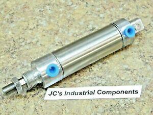 "Baker   1-1/4""  bore  X  2""  stroke   pneumatic cylinder   1250SS-1184"