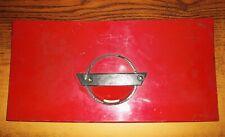 1984-1996 Chevrolet Corvette C4 Coupe Gas Lid Door OEM GM USED Red 14047485 Nice