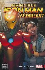 INVINCIBLE IRON MAN: IRONHEART VOL #1 TPB Marvel Comics Collecting #1-5 TP