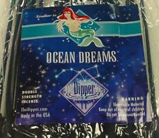 THE DIPPER DOUBLE STENGTH 19 INCH INCENSE OCEAN DREAMS 25 STICKS 3+ HOURS