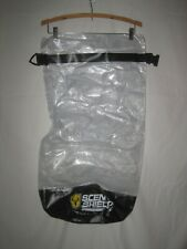 Scent Shield Bow Hunting Dry Bag Clear Deer Scent Control Nwot New
