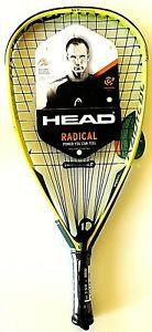 Head Graphene 360+ Radical 180 Racquetball racquet -  2021