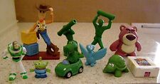 TOY STORY - TOYS +++  RARE FIGURINES