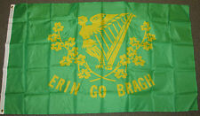 3X5 ERIN GO BRAGH FLAG IRISH BRAUGH IRELAND EIRE F129