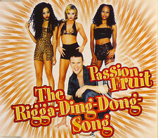 Maxi CD - Passion Fruit - The Rigga-Ding-Dong-Song - #A2109