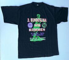 T-Shirt Tennis Borussia Berlin - Hannover 96, 21.05.1998 / 24.05.1998 Größe L