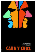 Cuban movie Poster.RUSSIAN Gun.Polish art film.Corn.Modern Home room decor art