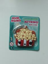 Num noms popcorn scent keyring toy  xmas stocking filler gift