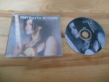 CD Pop Meredith Brooks - All For Nothing (1 Song) Promo CAPITOL sc