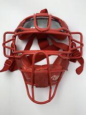 Diamond Softball Béisbol Umpire Recogedor Máscara DFM-43