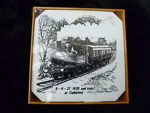 Vintage boxed set Railway Coasters