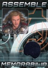 Avengers Assemble AS-1 Thor Memorabilia Relic Card