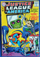 Justice League of America #33 - Enemy from the Timeless World! Fox! Sekowsky!