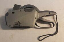 Garvey 22 6 6 Digit Single Line Price Marking Gun Date Code Labeler Charcoal