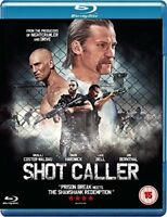 Shot Caller [Blu-ray] [DVD][Region 2]