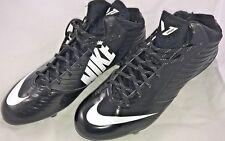 Nike Vapor Speed 3/4 Mid TD Men's Football Cleats Size 14.5 643155-010