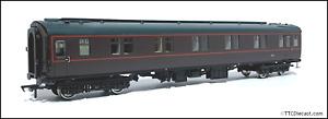 Bachmann 39-500K British Railways Mark 1 Royal Train Sleeper First '2908', Rare