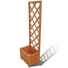 AX Fioriera traliccio fiori Vasi fioriere legno cestini 40x30x135cm Outlet 41297