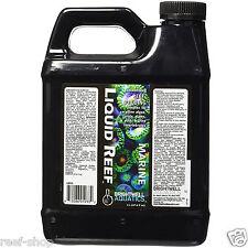 Brightwell Liquid Reef 2 Liter 67.6oz Reef Building Supplement Calcium Magnesium