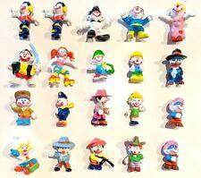 "CHOOSE: 1981 Mego PVC Clown Around Vintage 2"" Figurine * Combine Shipping!"