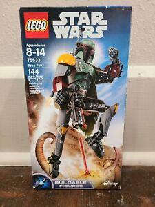LEGO Star Wars Box Set 75533 Boba Felt Sealed