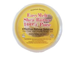 Premium Quality - Easy Melt Shea Butter - 100% Pure - (280g)