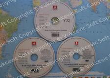 BMW High DVD 2019 Europa DVD Navigation MK IV DVD1 + DVD2 + Update V32 New