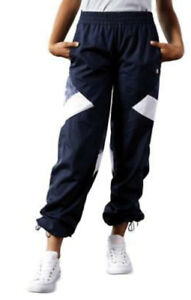 NWT~$65 Champion~Women's XS~Athletic Track Pants~Navy~Fitness~Running~Warm-Up