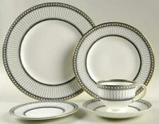 Wedgwood Colonnade Black 5-Piece Place Setting #R4340