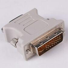 DVI-I 24+5 pin zu VGA Adapter Stecker Beamer Monitoradapter Buchse Stecker 9387