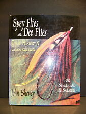 Spey Flies Dee Flies Their History & Construction For Steelhead & Salmon Shewey