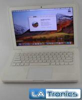 "Apple MacBook A1342 2009 13"" Intel Core 2 Duo 4GB 500GB MC207LL/A High Sierra"
