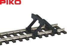 Piko 55280 H0 1x Butoir mit madriers en bois A-voie Neu