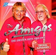 DIE AMIGOS  Die Ersten Hits 1989-1991 ( Neues Album 2020 )  CD  NEU & OVP 08.05.