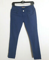 Romeo & Juliet Couture Skinny Slim Jegging Jeans Womens Size 27 Stretch Blue
