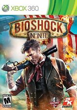Bioshock Infinite ~ XBox 360 ~ Brand New and Factory Sealed