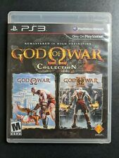God of War Collection PS3 Playstation 3