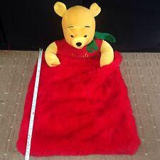 Grande Winnie Pooh Suave Juguete Disney Navidad Stocking Regalo De Navidad Presente/