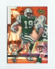 1999 UD Ionix Power F/X #P7 Keyshawn Johnson Jets