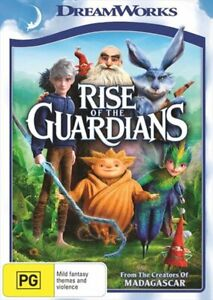 Rise Of The Guardians DVD