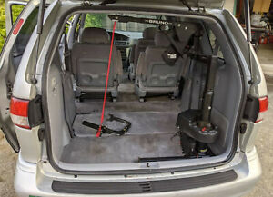 Scooter / Wheelchair Lift for Car or Truck - Bruno VSL-670