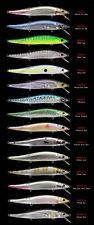 Payo Aegis Oneten 110F Minnow fishing lure crankbait SeaBass Salmon Trout