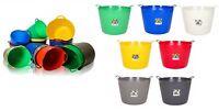 Storage Baskets Flexi Tubs Flexible Plastic For Laundry 15/25/40 Litre Assorted