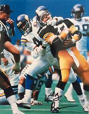 JOEY BROWNER Minnesota Vikings 8X10  Autographed Photo #3 -W/COA