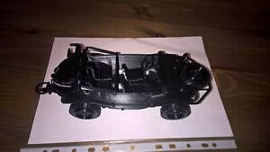 1-16 SCALE 3D PRINTED, MULTI PART KIT OF A WW2 GERMAN SCHWIMMWAGEN VW TYPE 166