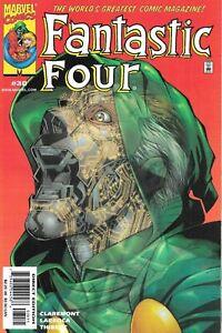 Fantastic Four #30  Marvel Comic Book 1998 NM