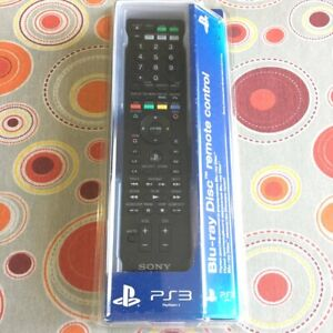 SONY PS3 Blu-Ray Disk Remote Control Official PlayStation Brand NEW
