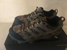 Merrell Mens Moab 2 Vent Size 9M Walnut Low Hiking Shoes Brand New