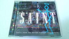 """ORIGINAL SOUNDTRACK """"THE SAINT"""" CD 14 TRACK BANDA SONORA OST BSO"""